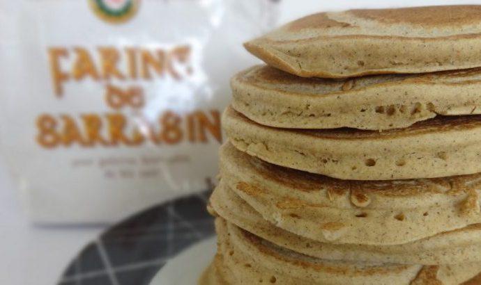 Pancakes au sarrasin