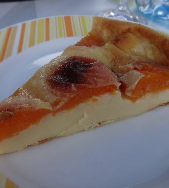 Far aux abricots ( sans gluten, sans lactose, sans beurre )