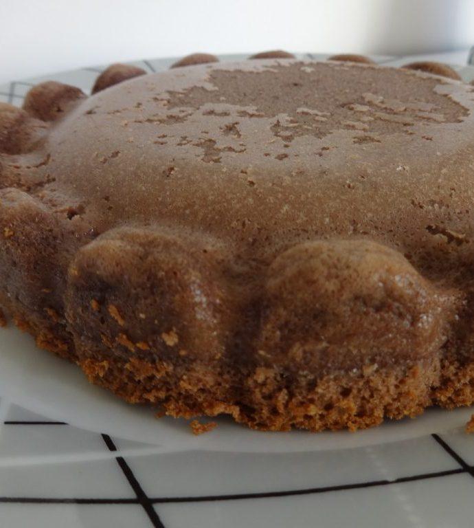 """Gâteau magique """"nocciolata"""" et noisettes"""