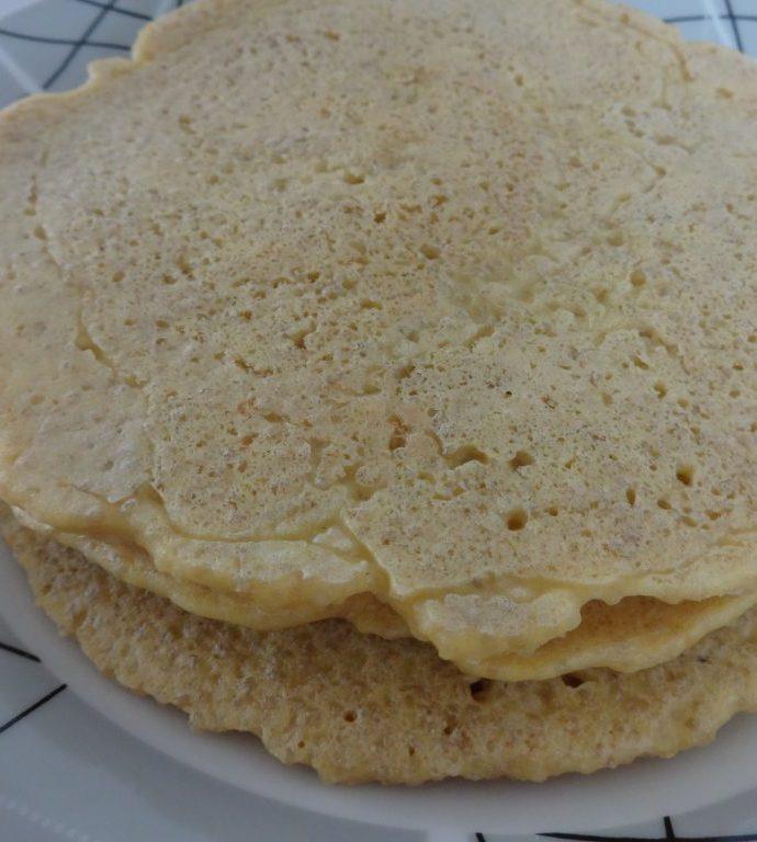 Galettes de quinoa ( sans gluten, sans lactose, sans matière grasse )