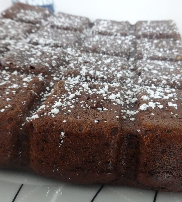 Gâteau au chocolat et ricotta ( sans beurre )