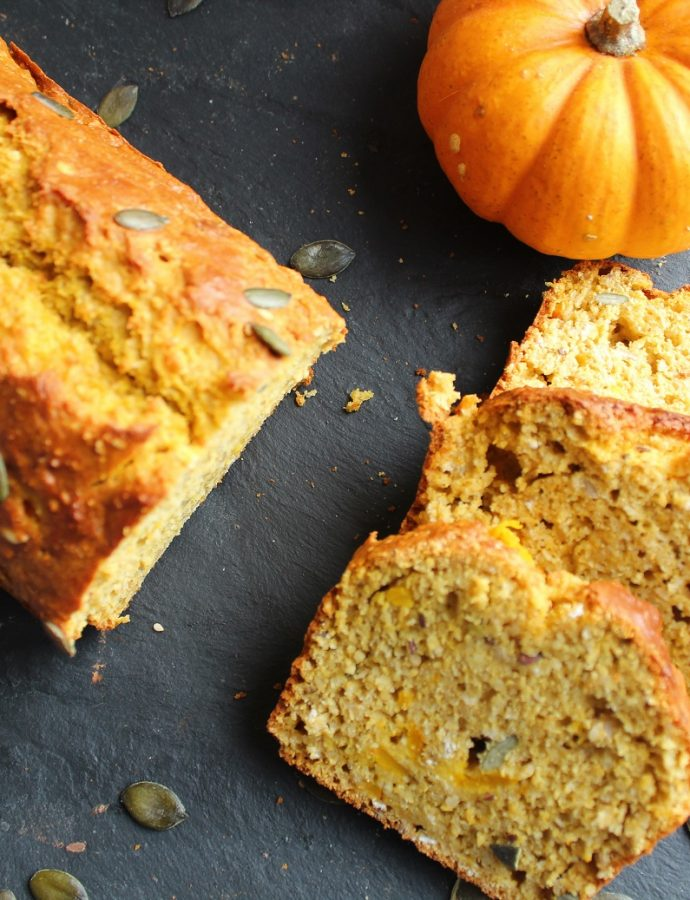 Pumpkin'Bread